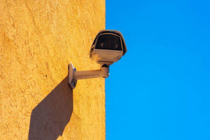 biztonságtechnikai kamera rendszerek